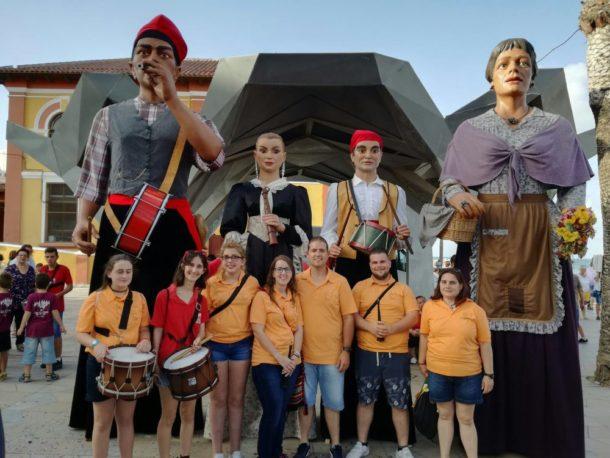 XXVIII trobada gegants a Vinaròs